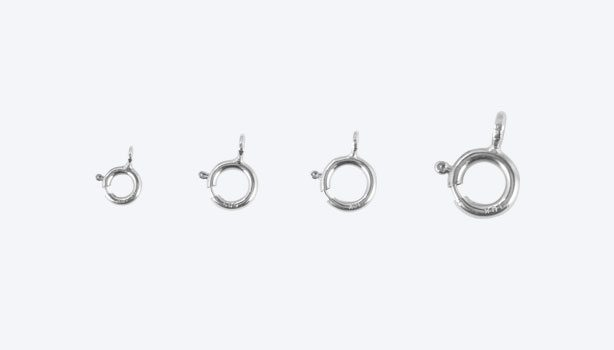 necklace spring ring replacement