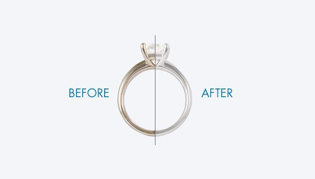 Rhodium plating for your rings