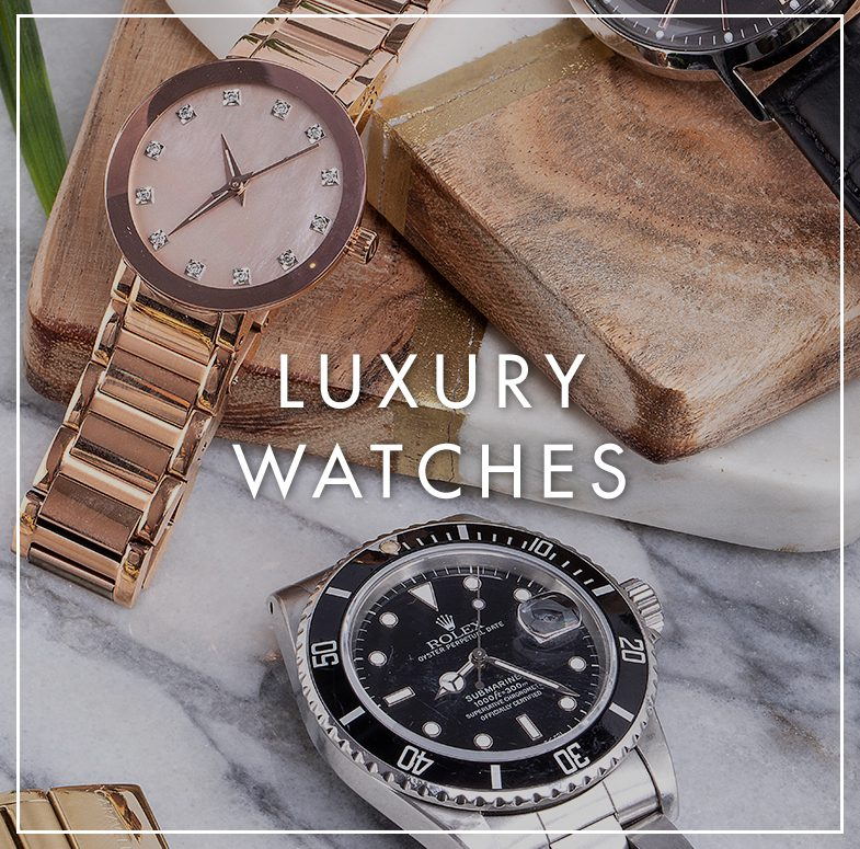 Luxury Pre-Owned Watches Available at H. Williams Jewellery