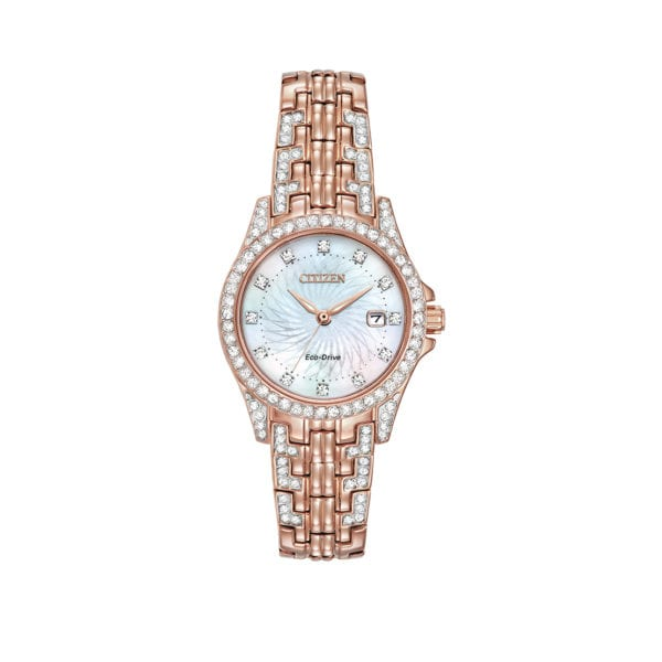 Women's Citizen Watch rose gold-tone stainless steel rose gold-tone stainless steel