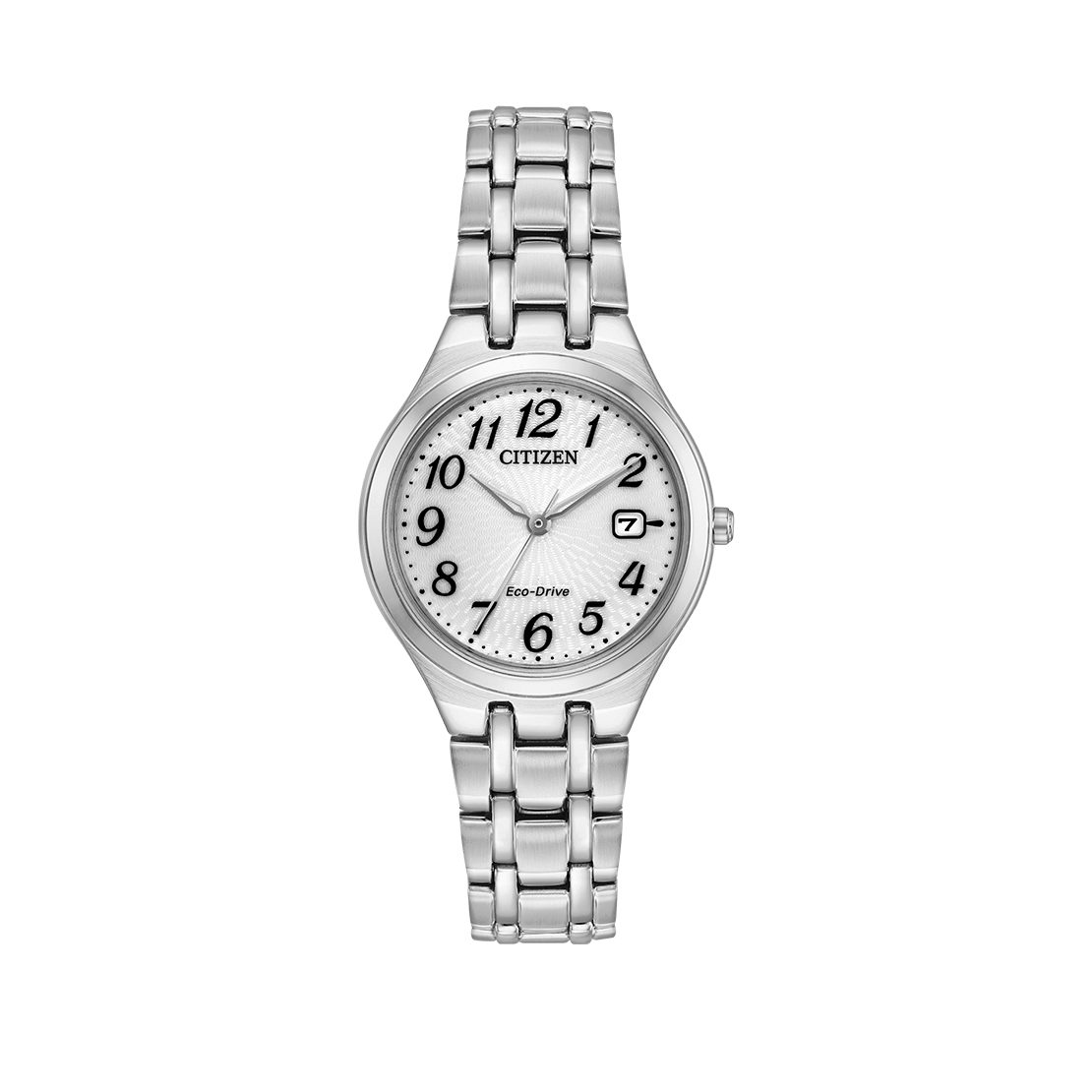 women's Citizen Watch stainless steel with with dial
