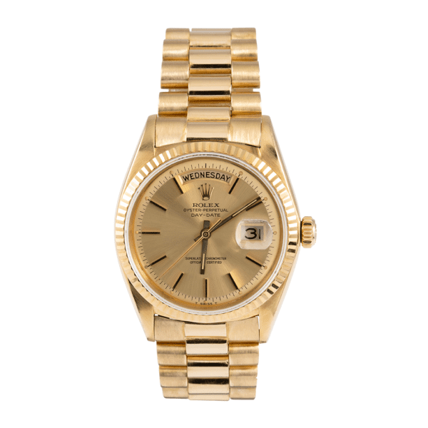 The President Rolex Day Date Watch