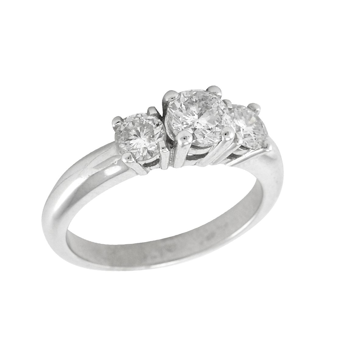 Trinity/Three Stone Engagement Ring